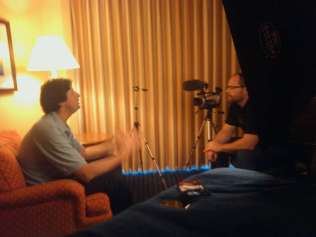 Jeff Interview with Paolo Tosolini 2010