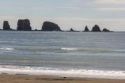 Love the rocks of the Pacific coastline!